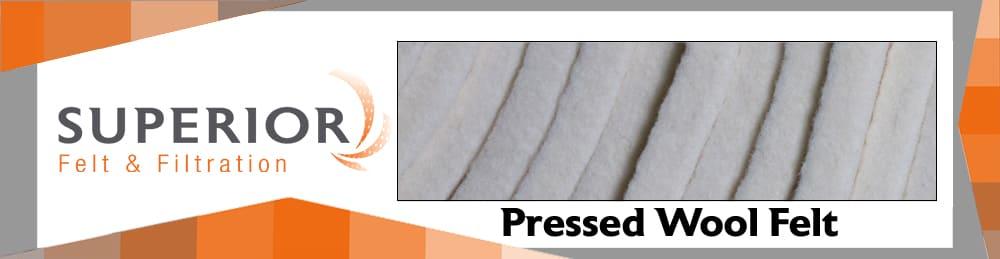 pressed wool