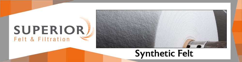 synthetic felt